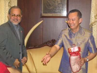 Ambassador seeks 12-month visas for Filipinos   The Thaiger