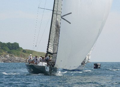 Island Fling retakes lead in King's Cup Regatta | The Thaiger