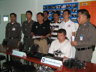 Ukranian arrested in Phuket on child porn charges | The Thaiger