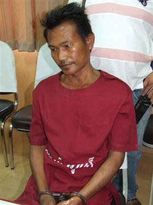 Murder suspect arrested in Koh Kaew | The Thaiger