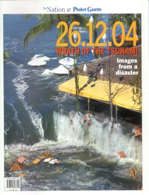 Charity tsunami photo book on sale | The Thaiger