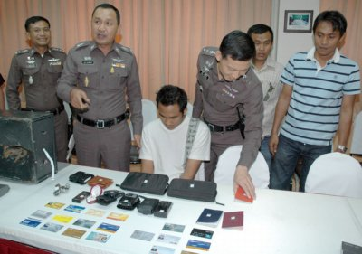 Man charged for robbing Adrian Zecha's villa | The Thaiger