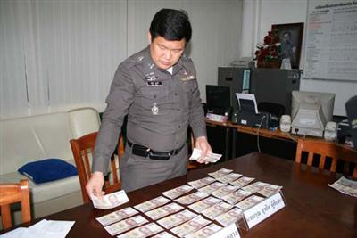 Paiboon leads fight against bogus banknotes | The Thaiger
