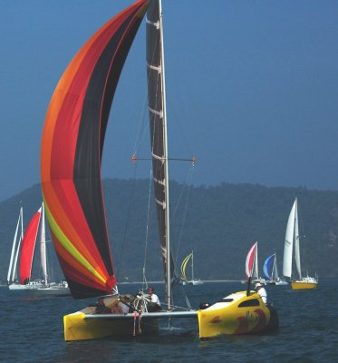 Duncanson victorious on Phang Nga Bay | The Thaiger