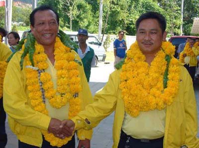 Rivals set for Patong poll | The Thaiger