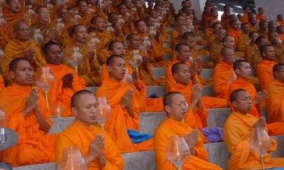 10,000 attend tsunami memorial | The Thaiger