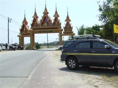 Temple shooting mars Makha Bucha Day | The Thaiger