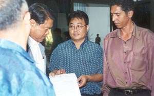 Reporters call for swift justice | The Thaiger