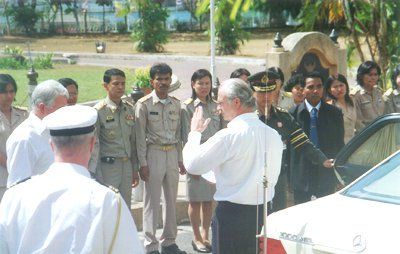 King of Sweden thanks Thais | The Thaiger