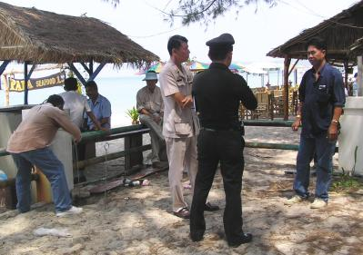 Beach encroachment survey begins | Thaiger