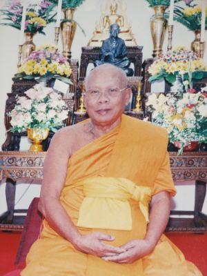 Revered Abbot passes away   The Thaiger