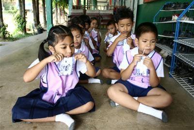 Gov Preecha downplays spoiled milk scare | The Thaiger