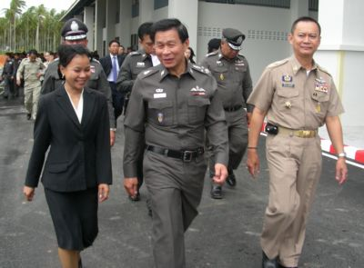 Top cop toppled after Phuket visit | The Thaiger