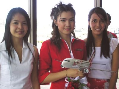 AirAsia lands in Phuket | The Thaiger