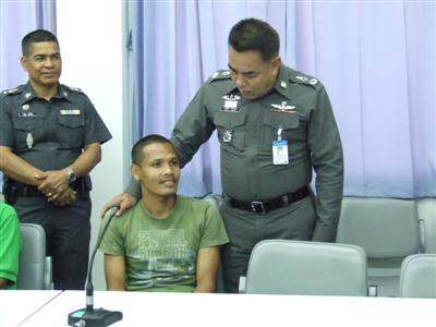 Ex-sailor confesses to slaying step-father | The Thaiger