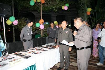 Apirak orders gun crackdown | The Thaiger