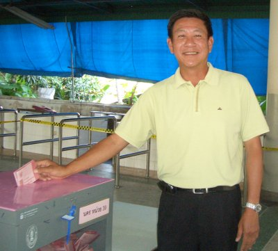 Election: clean sweep for Democrats | The Thaiger