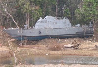 Tsunami memorial funding cut back | Thaiger