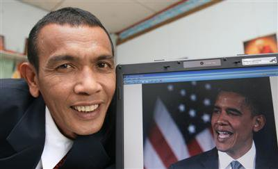 Thai Obama sings to a different tune | The Thaiger