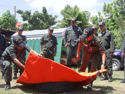 Police get training in handling bombs | Thaiger