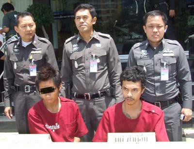 Teen killer arrested after return from Ranong | The Thaiger