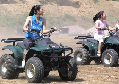 Beauties and the four-wheel beasts | Thaiger