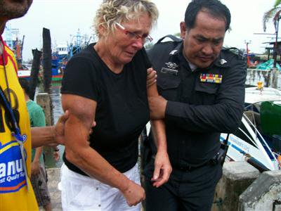Burmese trio confess to killing British sailor | The Thaiger