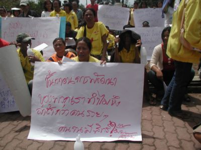 Slum dwellers of Phuket unite | The Thaiger