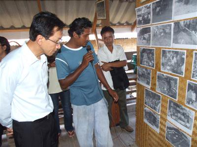 Culture Minister vows to help sea gypsies | The Thaiger