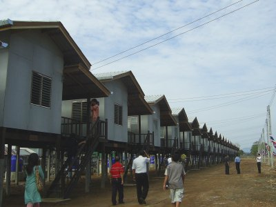 40 families get new homes | The Thaiger