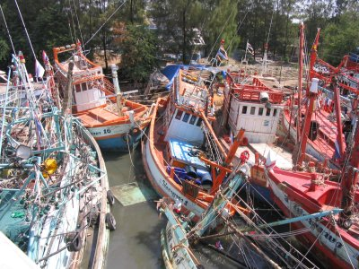 """Fishing boat relief payout """"nearly complete' 
