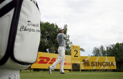 Tee time! Singha Thailand Open underway | The Thaiger