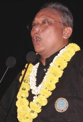 Democrats slam PM at Saphan Hin rally   The Thaiger