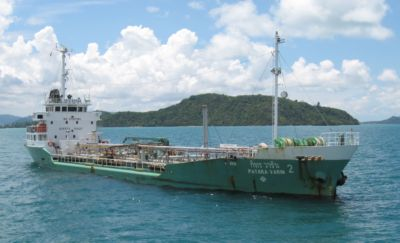 Speedboat pirates raid Thai tanker | The Thaiger