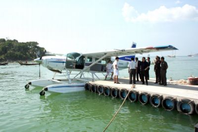 Gov suspends Patong seaplane service | The Thaiger