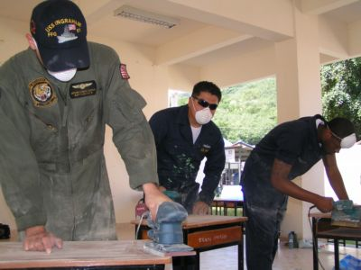 Navy boys are good to Phuket | The Thaiger