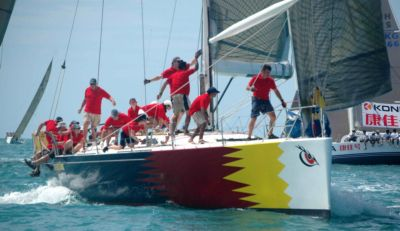 Yachties set to battle in the Gulf | The Thaiger
