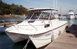 Another yacht seized for forged papers | The Thaiger