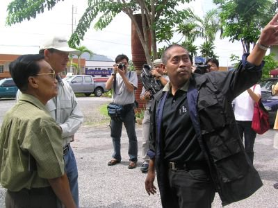 """""""Smell of corruption' in new land probe 