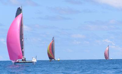 Inaugural multihull regatta underway | The Thaiger