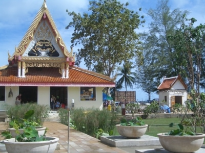 "Wat Kamala ""beautifully blitzed' | The Thaiger"