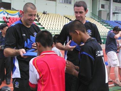 Premier League workshop a success | The Thaiger