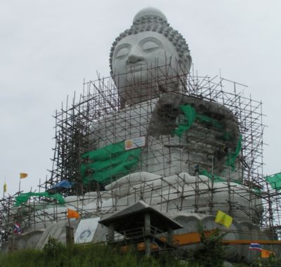 Big Buddha cost to top 100 million baht | The Thaiger
