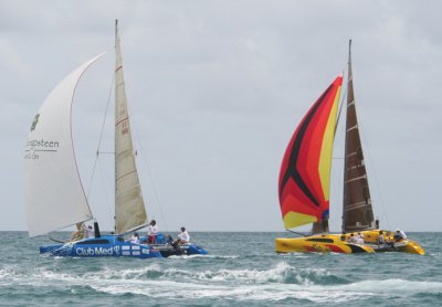 Race Week gets off to flying start | The Thaiger