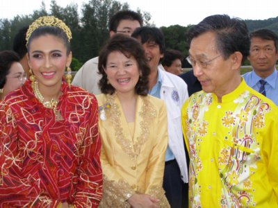 Chuan opens Halal Food Hilal Town festival | The Thaiger