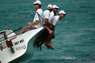 Samudra, Somtam dominate Race Week   The Thaiger