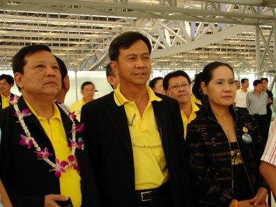 Phuket tourism leaders tour Suvarnabhumi airport | The Thaiger