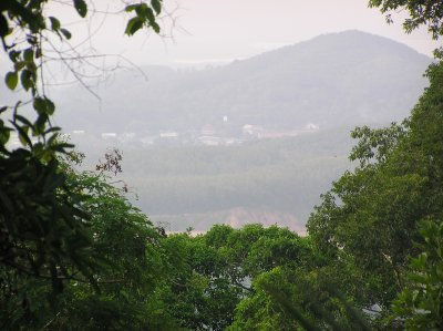 "Sumatra ""haze' reaches Phuket 