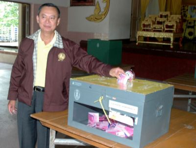 "Phuket votes ""yes' to new Constitution 