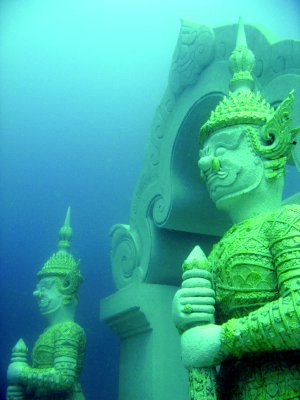 Underwater park ready for divers | Thaiger